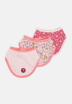 Jacky Baby - JUNGLE GIRL 3 PACK - Smekke - light pink