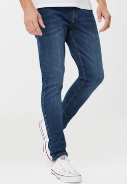 Next - STRETCH JEANS - SUPER SKINNY FIT - Jeans Skinny Fit - blue