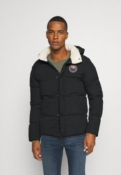 Jack & Jones - JJSURE PUFFER JACKET - Winterjacke - black