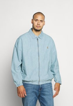 Polo Ralph Lauren Big & Tall - BAYPORT  - Summer jacket - chambray