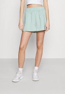 Fashion Union - NERJA - Shorts - aqua