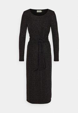 Kaffe - JOY DRESS - Sukienka z dżerseju - black/silver