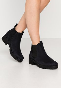 Gabor Comfort - Ankle Boot - ocean