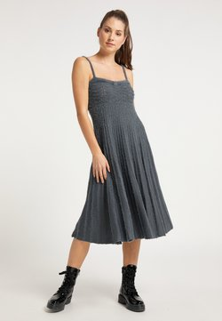 myMo - Vestido de punto - asche