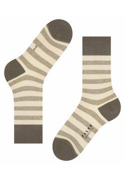 FALKE - Socken - clay