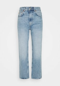 Gina Tricot Petite - 90S HIGHWAIST - Jeans relaxed fit - light vintage
