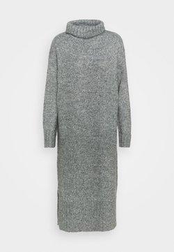 New Look Tall - ROLL NECK DRESS - Neulemekko - dark grey