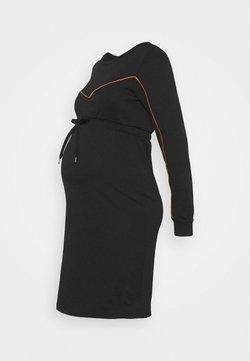 MAMALICIOUS - MLGIGI DRESS - Trikoomekko - black