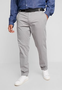 Jack´s Sportswear - STRETCH WITH BELT - Chino - grey