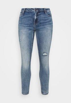 Vero Moda Curve - VMLYDIA - Jeans Skinny Fit - medium blue