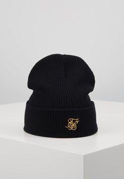SIKSILK - BEANIE - Mütze - black