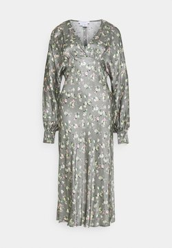 Ghost - DIONNE DRESS - Freizeitkleid - grey