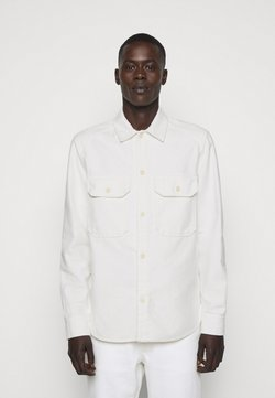 CLOSED - ARMY OVER SHIRT - Hemd - ivory