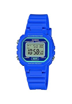 Casio - DAMEN - Montre à affichage digital - blue