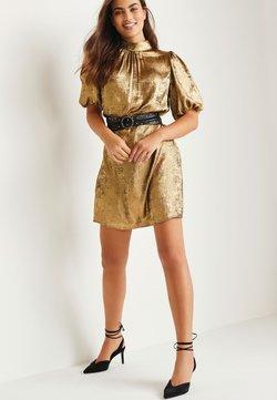 Next - Cocktailkleid/festliches Kleid - gold