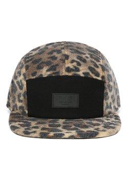 Vans - MN DAVIS 5 PANEL - Cap - leopard print