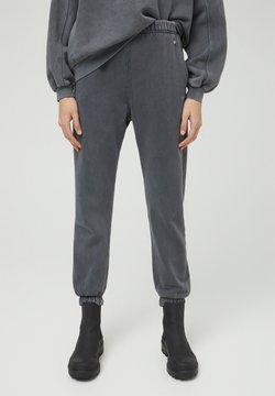 PULL&BEAR - Jogginghose - mottled dark grey