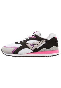 KangaROOS - RUNNER  - Sneaker low - black/pink