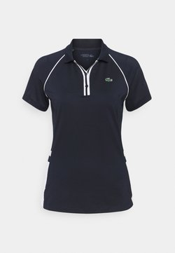 Lacoste Sport - TENNIS  - Poloshirt - navy blue/white