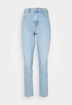 Topshop - BLEACH LIGHTENING MOM ATLANTA - Jeans Relaxed Fit - bleach stone