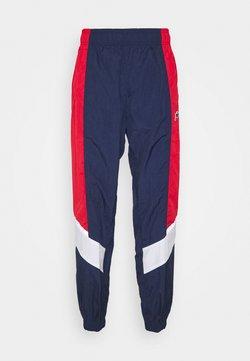 Nike Sportswear - Jogginghose - midnight navy/university red/white