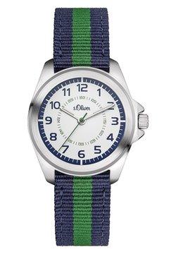 s.Oliver - Uhr - green