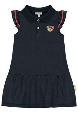 Steiff Collection - Jerseykleid - steiff navy