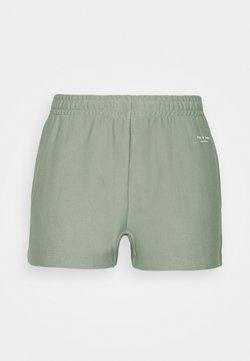 rag & bone - CITY MINI LABEL - Shorts - green