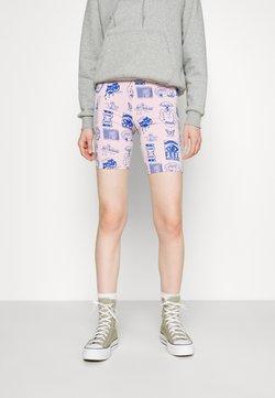 Obey Clothing - FLASH - Shorts - lavender