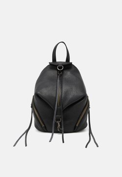 Rebecca Minkoff - MINI JULIAN BACKPACK - Reppu - black