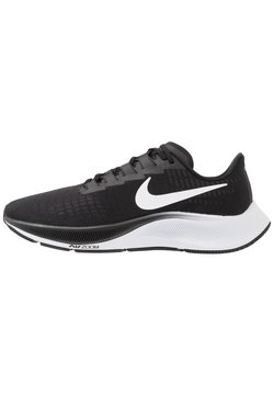 Nike Performance - AIR ZOOM PEGASUS 37 - Neutrala löparskor - black/white