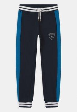 Automobili Lamborghini Kidswear - COLOR BLOCK - Trainingsbroek - blue hera