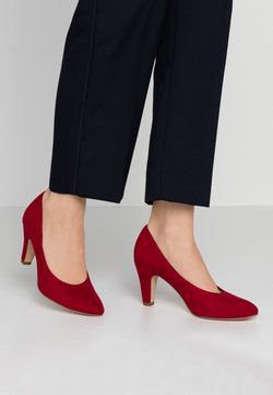 Tamaris - COURT SHOE - Pumps - lipstick
