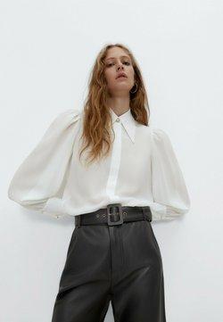 Uterqüe - Businesshemd - white