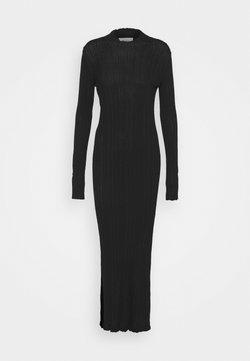 Holzweiler - HADELAND DRESS - Maxi-jurk - black