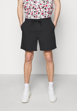 DRYKORN - SORT - Shorts - dark grey