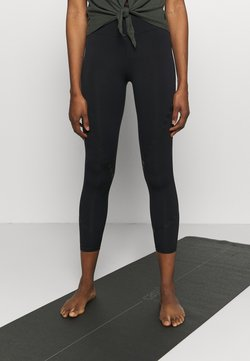 Cotton On Body - STRIKE A POSE YOGA - Medias - black