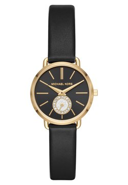 Michael Kors - PORTIA - Montre - black