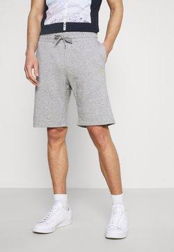 Pier One - 2 PACK - Shorts - mottled light grey