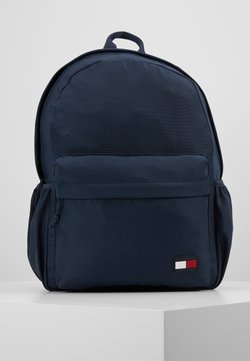 Tommy Hilfiger - CORE BACKPACK - Reppu - blue