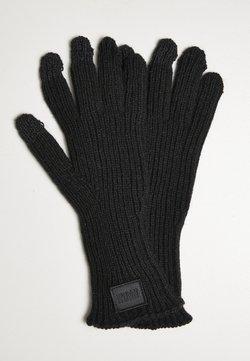 Urban Classics - Fingerhandschuh - black