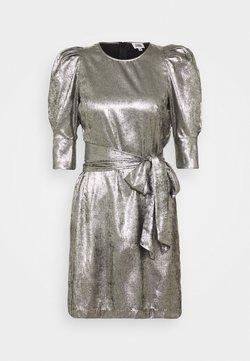 Twist & Tango - EDIE DRESS - Vestito elegante - silver metallic