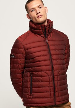Superdry - FUJI - Winterjacke - red