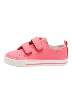 Next - HOT PINK TOUCH FASTENING TRAINERS (YOUNGER) - Sneakers laag - pink