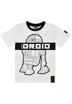 Fabric Flavours - STAR WARS REBEL DROID TEE - T-Shirt print - white