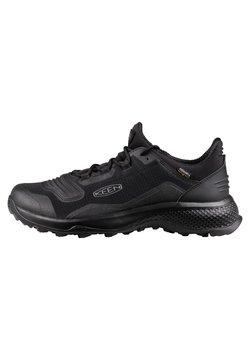Keen - TEMPO FLEX WP - Hikingschuh - triple black