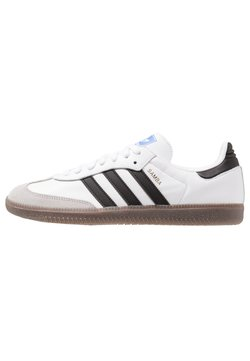 adidas Originals - SAMBA - Sneaker low - footwear white/core black/granit