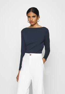 Vero Moda - VMPANDA  - Maglietta a manica lunga - navy blazer