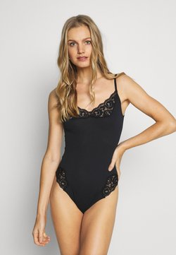 Free People - SIDE OF SASS - Body - black