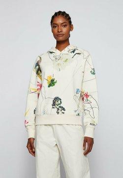 BOSS - ELEANDREA - Kapuzenpullover - patterned